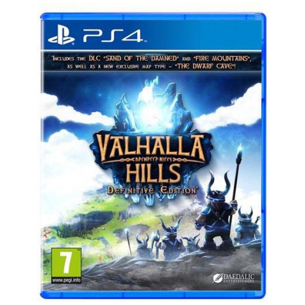 Daedalic Entertainment Tv-Spel Valhalla Hills - Definitive Edition från Daedalic entertainment
