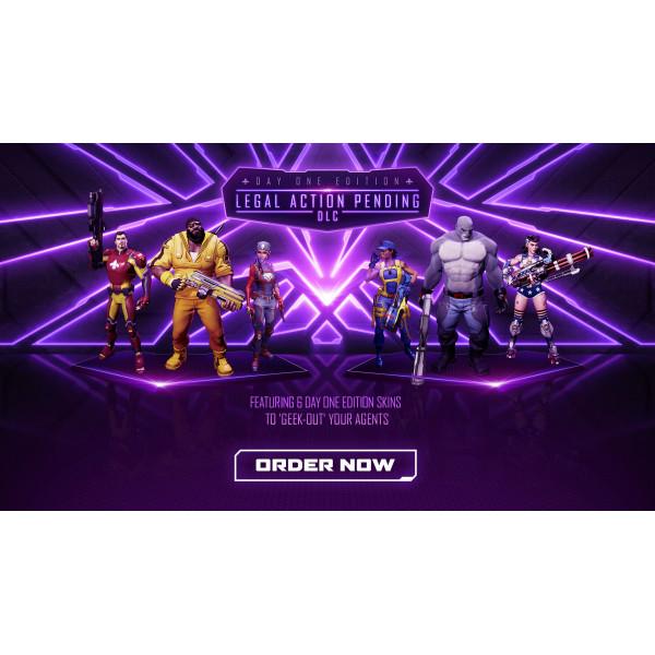 Deep Silver Tv-Spel Agents Of Mayhem Day One Edition från Deep silver