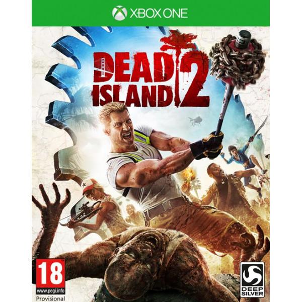 Deep Silver Tv-Spel Dead Island 2 xbox One från Deep silver