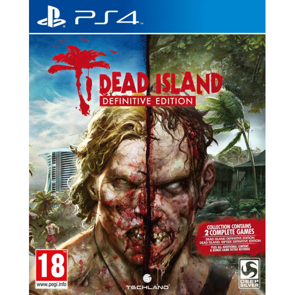 Deep Silver Tv-Spel Dead Island - Definitive Collection från Deep silver