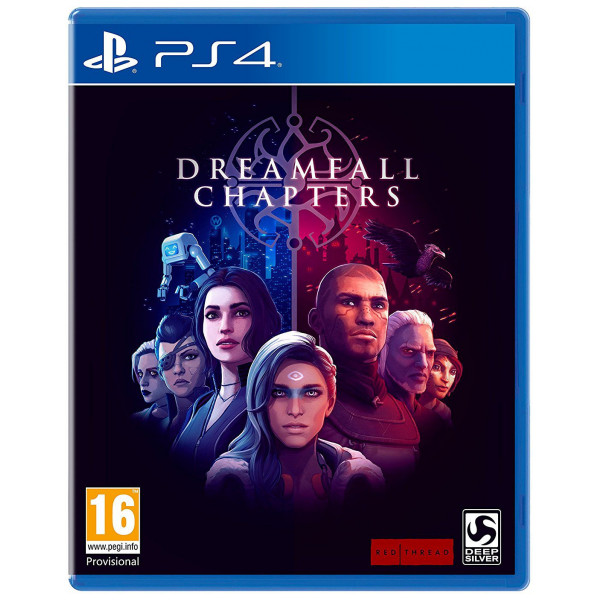 Deep Silver Tv-Spel Dreamfall Chapters från Deep silver