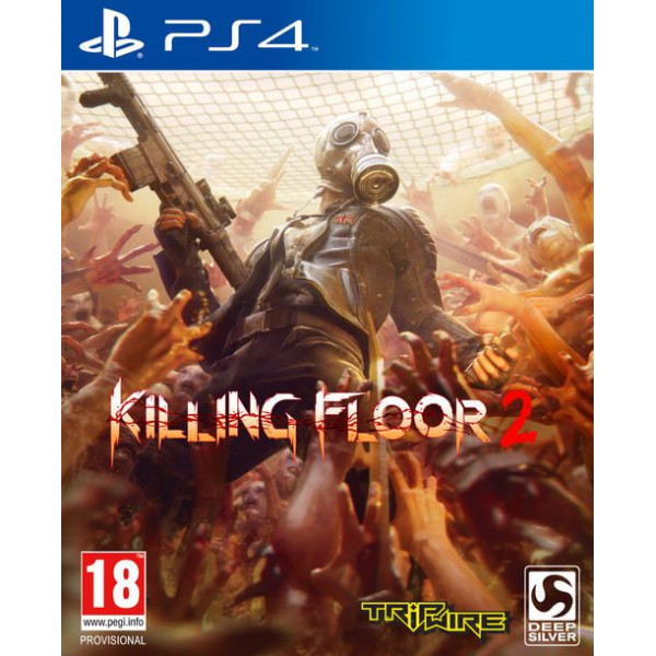 Deep Silver Tv-Spel Killing Floor 2 från Deep silver
