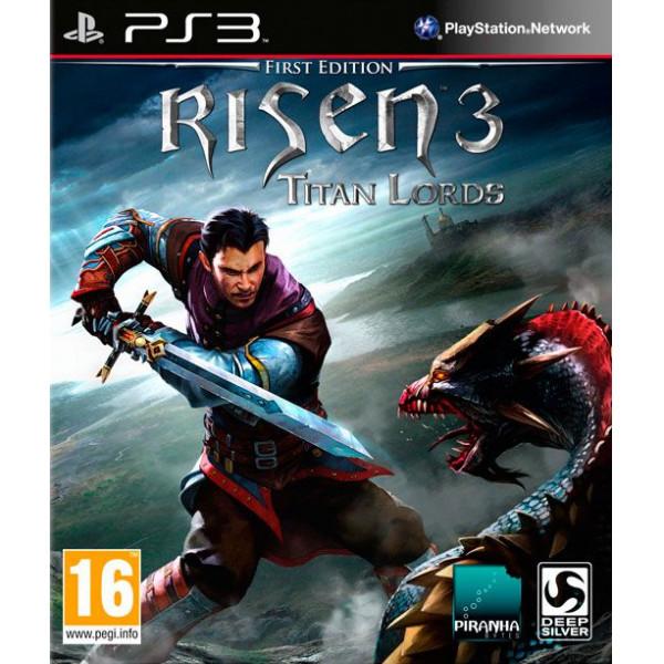 Deep Silver Tv-Spel Risen 3 Titan Lords från Deep silver