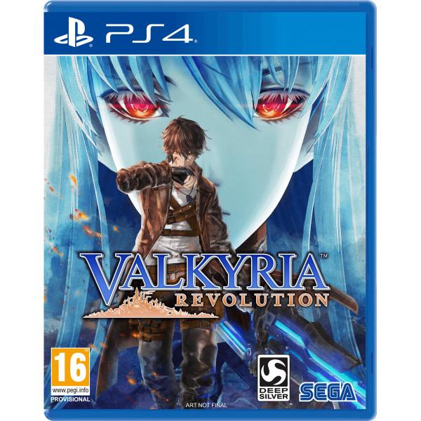 Deep Silver Tv-Spel Valkyria Revolution - Day 1 Edition från Deep silver