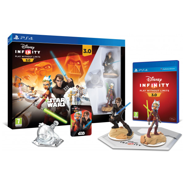 Disney Interactive Tv-Spel Disney Infinity 30 - Starter Pack från Disney interactive