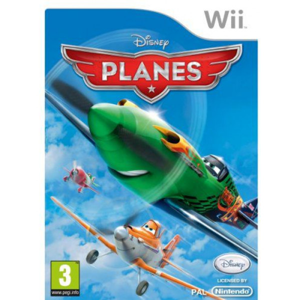 Disney Interactive Tv-Spel Disney Planes The Videogame från Disney interactive