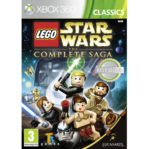 Disney Interactive Tv-Spel Lego Star Wars The Complete Saga Classics från Disney interactive