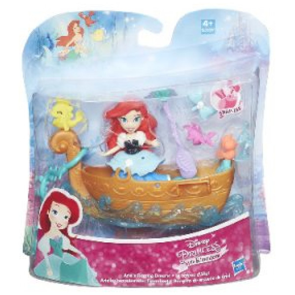 Disney Miniatyrfigur Princess Small Doll Water Play från Disney