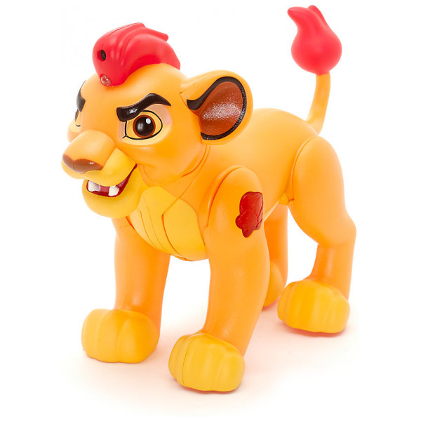 Disney Store 0-Lejonkung Kion Leksak Lejonvakten från Disney store