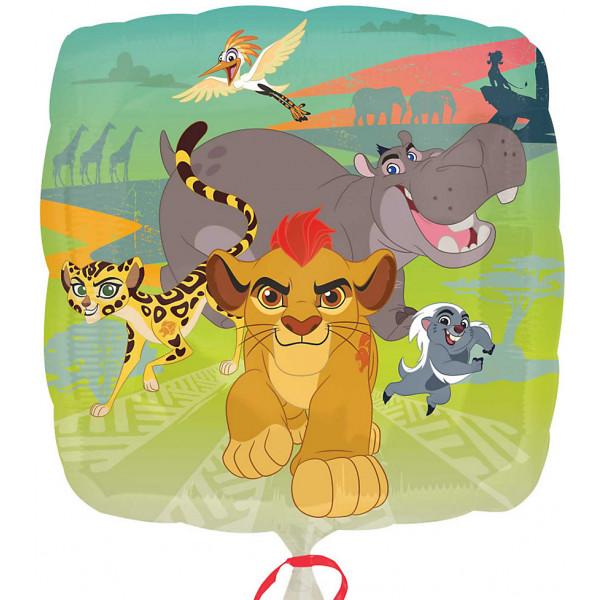 Disney Store 0-Lejonkung Lejonvakten Folieballong från Disney store