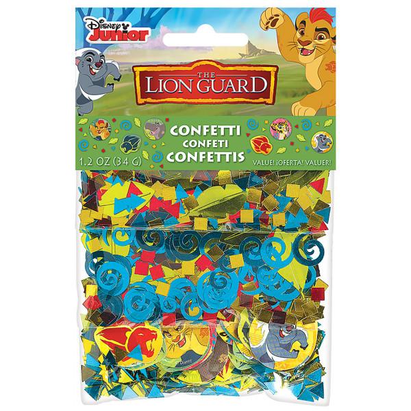Disney Store 0-Lejonkung Lejonvakten Konfetti från Disney store