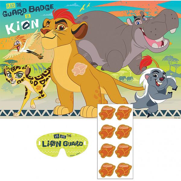 Disney Store 0-Lejonkung Lejonvakten Partylek från Disney store