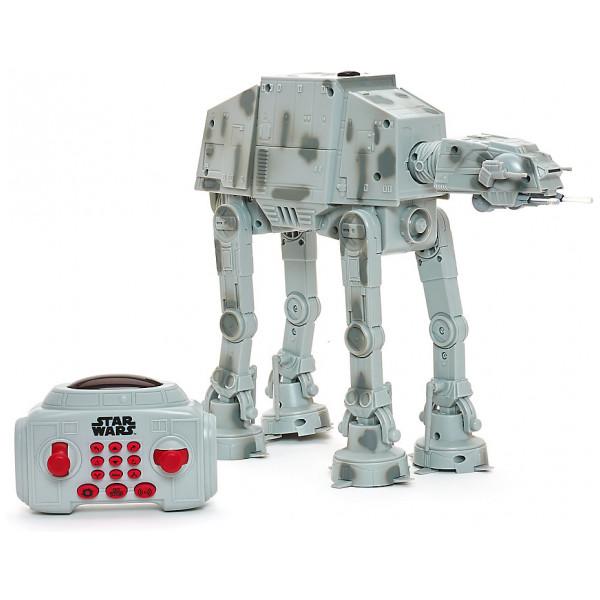 Disney Store 0-Starwars At-At U-Command Med Fjärrkontroll från Disney store