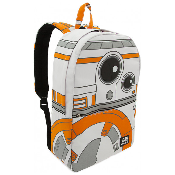 Disney Store 0-Starwars Bb-8 Ryggsäck Från Loungefly Star Wars The Force Awakens från Disney store
