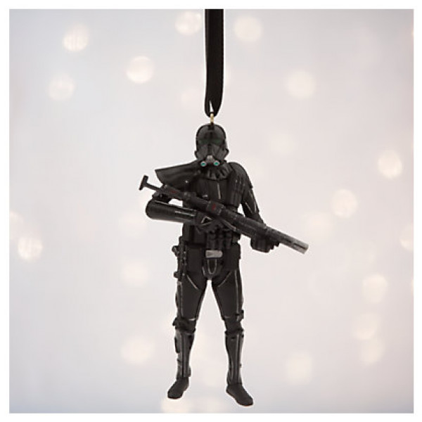 Disney Store 0-Starwars Death Trooper Juldekoration Rogue One A Star Wars Story från Disney store