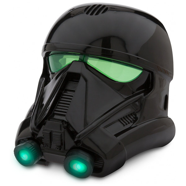 Disney Store 0-Starwars Death Trooper Röstomvandlarmask Rogue One A Star Wars Story från Disney store