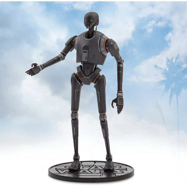 Disney Store 0-Starwars K-2S0 Die-Cast-Figur I Elite-Serien 16,5 Cm Rogue One A Star Wars Story från Disney store