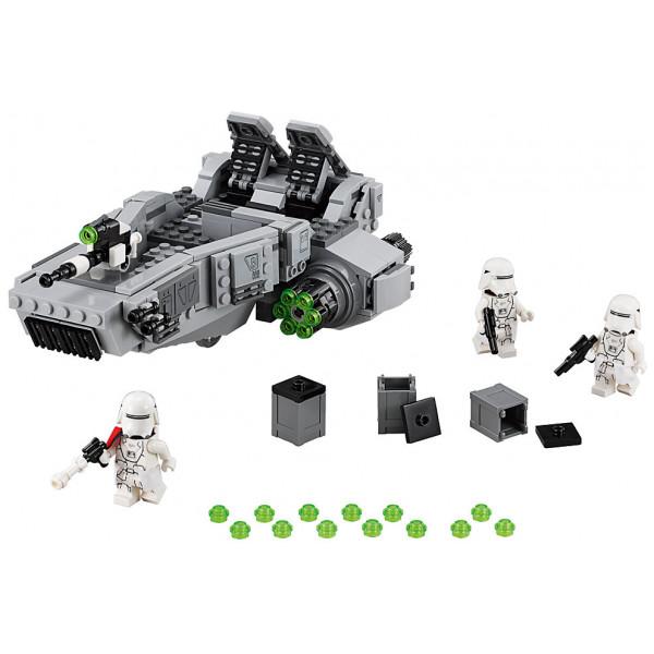 Disney Store 0-Starwars Lego Star Wars First Order Snowspeeder 75100 från Disney store
