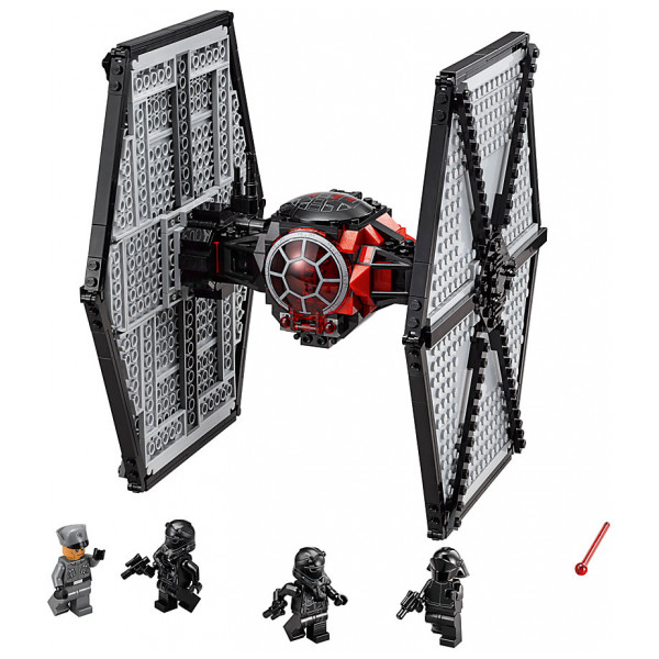 Disney Store 0-Starwars Lego Star Wars First Order Special Forces Tie-Fighter 75101 från Disney store