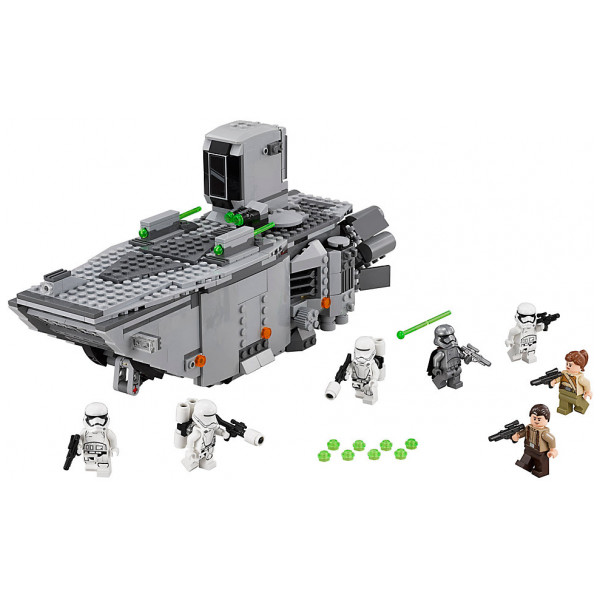 Disney Store 0-Starwars Lego Star Wars First Order Transporter 75103 från Disney store