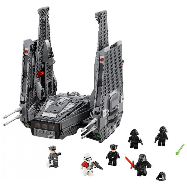 Disney Store 0-Starwars Lego Star Wars Kylo Rens Command Shuttle 75104 från Disney store
