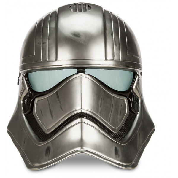 Disney Store 0-Starwars Star Wars Captain Phasma Röstomvandlarmask från Disney store