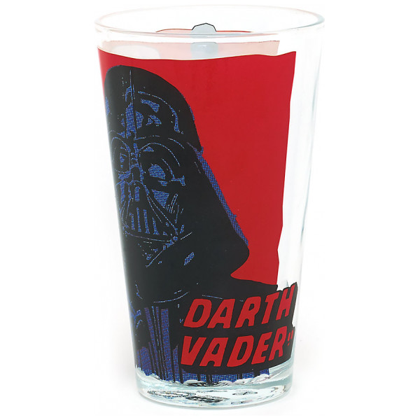 Disney Store 0-Starwars Star Wars Dricksglas Darth Vader från Disney store