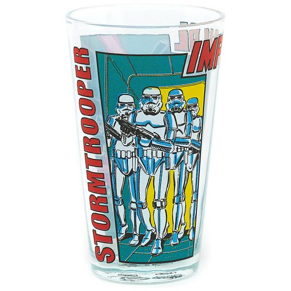 Disney Store 0-Starwars Star Wars Dricksglas Stormtroopers från Disney store