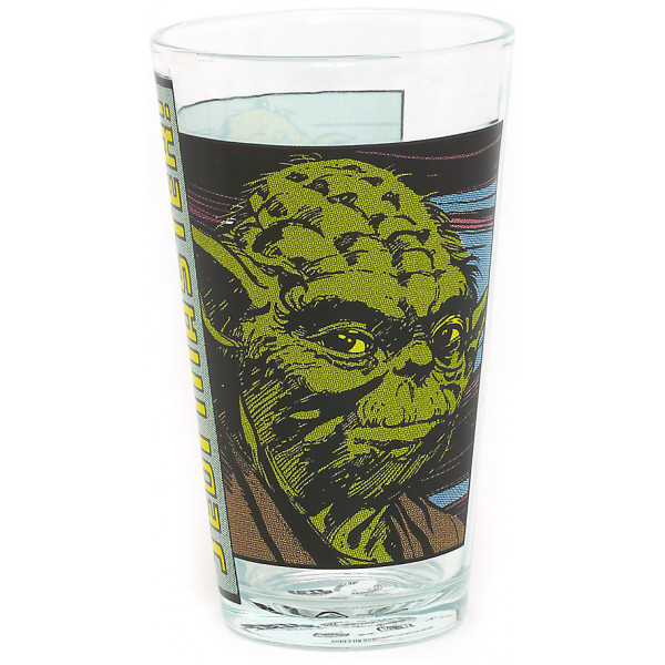 Disney Store 0-Starwars Star Wars Dricksglas Yoda från Disney store