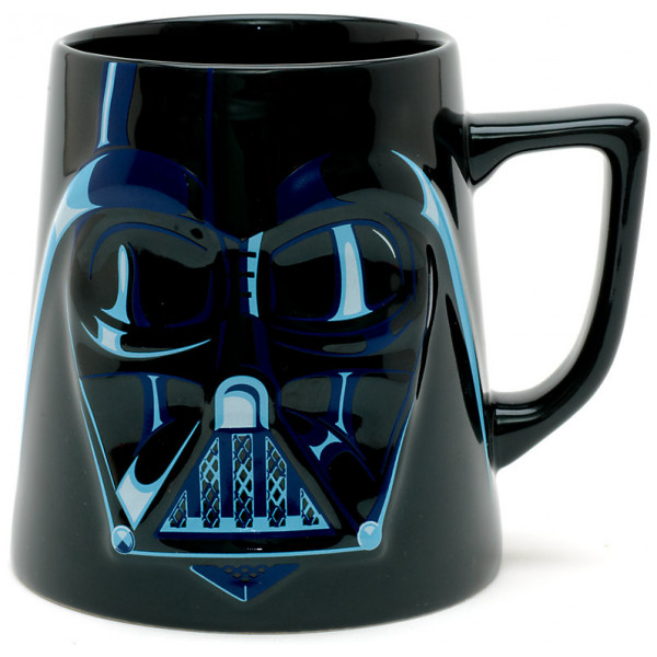 Disney Store 0-Starwars Star Wars Figurmugg Darth Vader från Disney store