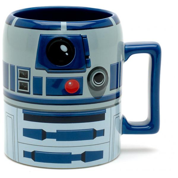 Disney Store 0-Starwars Star Wars Figurmugg R2-D2 från Disney store
