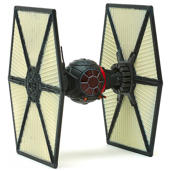 Disney Store 0-Starwars Star Wars First Order Special Forces Tie-Fighter Diecast-Fordon från Disney store
