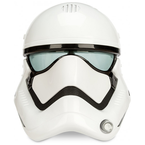 Disney Store 0-Starwars Star Wars First Order Stormtrooper Röstomvandlarmask från Disney store