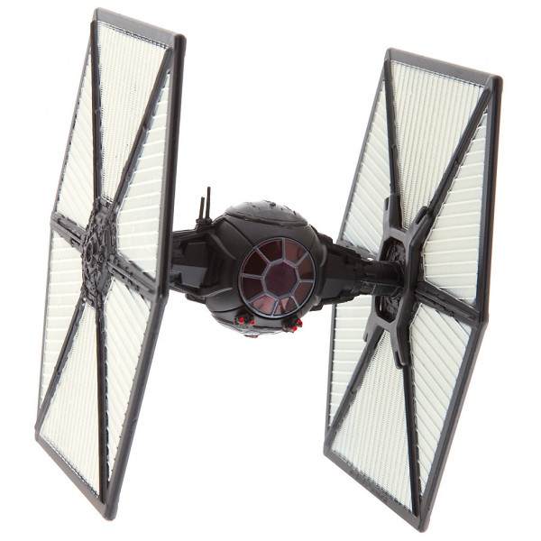 Disney Store 0-Starwars Star Wars First Order Tie-Fighter Diecast-Fordon från Disney store