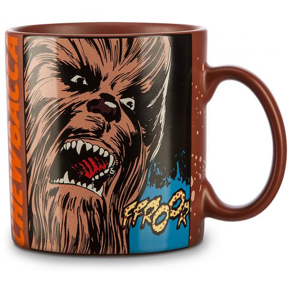 Disney Store 0-Starwars Star Wars Seriemugg Chewbacca från Disney store