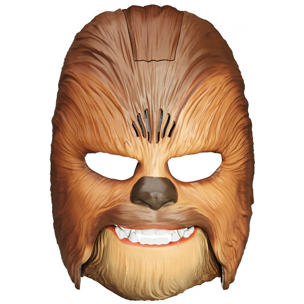 Disney Store 0-Starwars Star Wars The Force Awakens Chewbacca Elektronisk Mask från Disney store