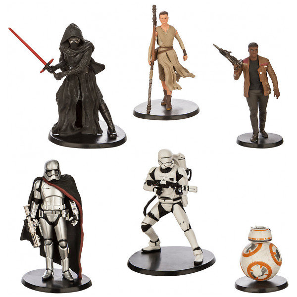 Disney Store 0-Starwars Star Wars The Force Awakens Lekset Med Figurer från Disney store
