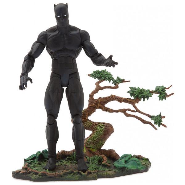 Disney Store Actionfigur Black Panther Samlarutgåva från Disney store