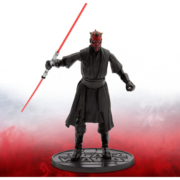 Disney Store Actionfigur Darth Maul Star Wars Elite Series Diecast-Figur 16,5 Cm från Disney store