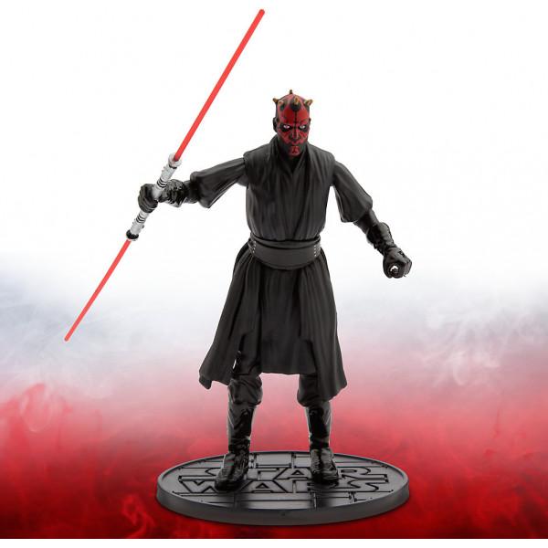 Disney Store Actionfigur Darth Maul Star Wars Elite Series Diecast-Figur 16,5 Cm från Disney store
