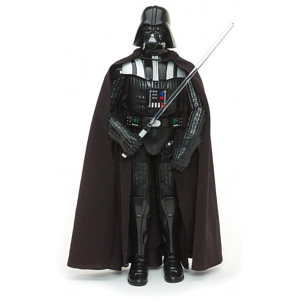 Disney Store Actionfigur Darth Vader Animatronic Interaktiv Figur från Disney store