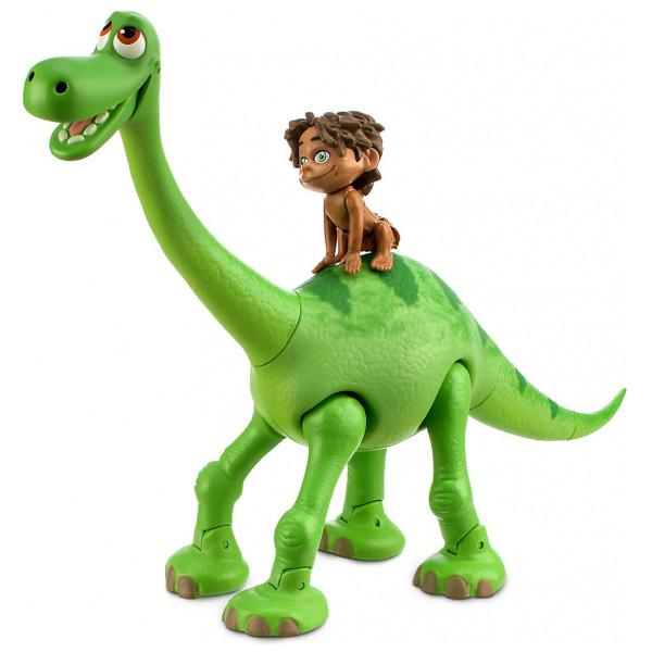 Disney Store Actionfigur Den Gode Dinosaurien Animerad Talande Arlo Med Pricken från Disney store
