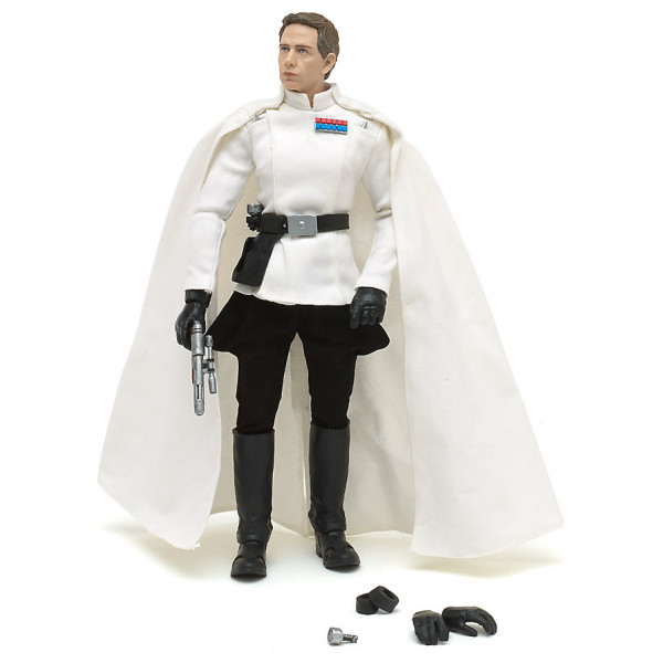 Disney Store Actionfigur Director Orson Krennic Elite Series-Figur Rogue One A Star Wars Story från Disney store