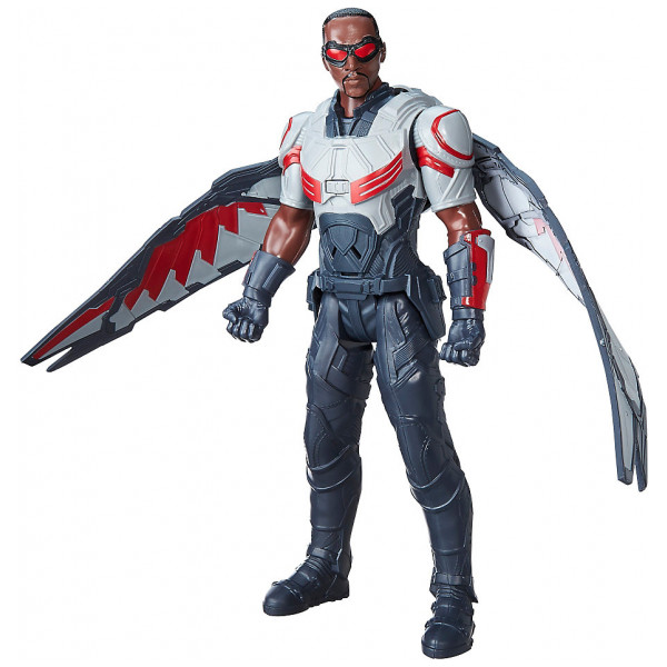 Disney Store Actionfigur Falcon Titan Hero 30 Cm Captain America Civil War från Disney store