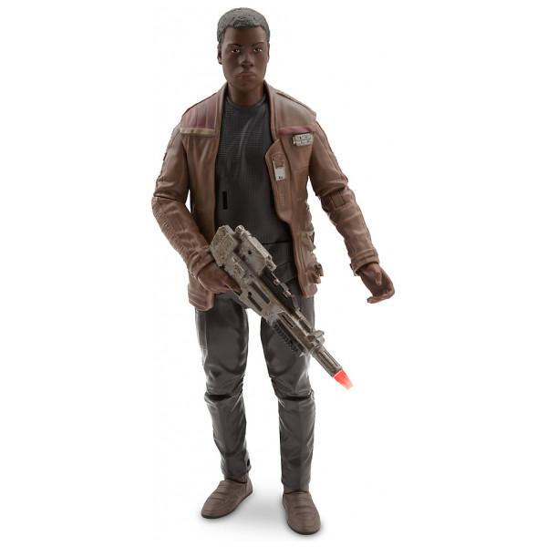Disney Store Actionfigur Finn Talande Star Wars-Figur 34 Cm från Disney store