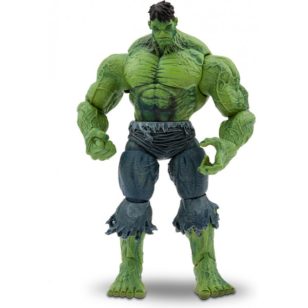 Disney Store Actionfigur Hulken Marvel Select från Disney store