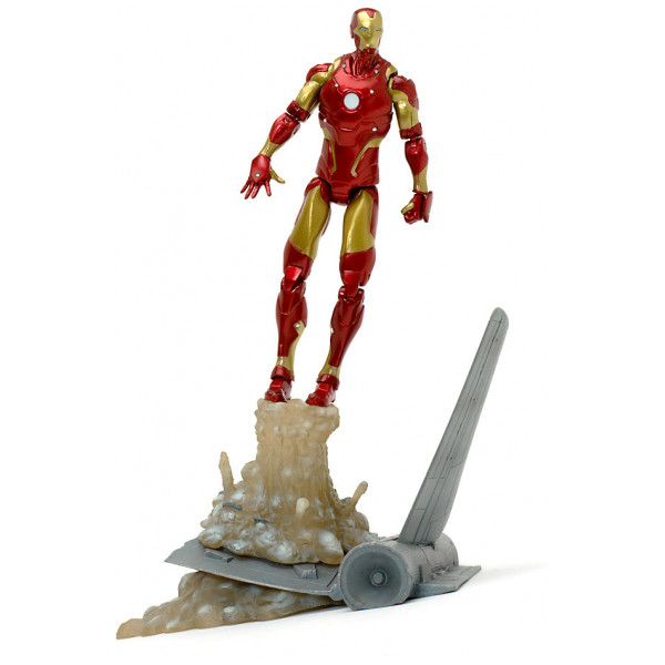 Disney Store Actionfigur Iron Man från Disney store