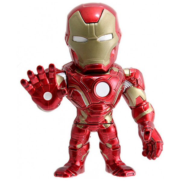 Disney Store Actionfigur Iron Man Metals 10 Cm Diecast-Figur Captain America Civil War från Disney store