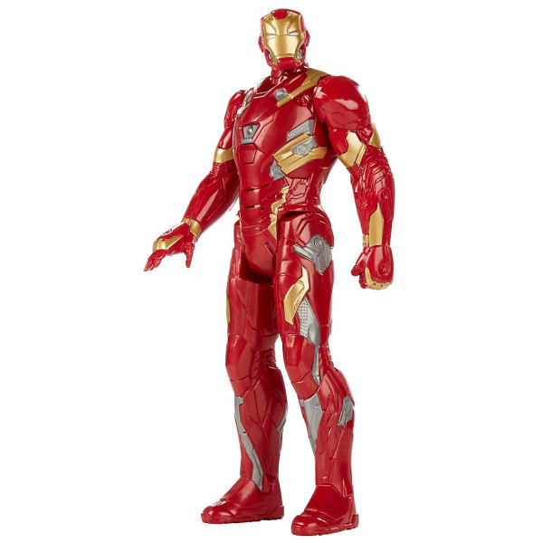 Disney Store Actionfigur Iron Man Titan Hero 30 Cm Captain America Civil War från Disney store