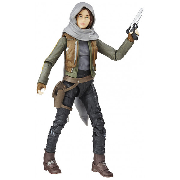 Disney Store Actionfigur Jyn Erso The Black Series Rogue One A Star Wars Story från Disney store